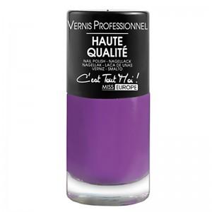 pro fashion violet lolita vernis