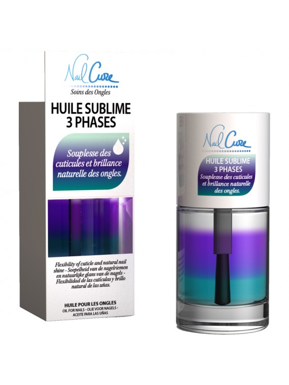 vernis huile sublime 3 phases