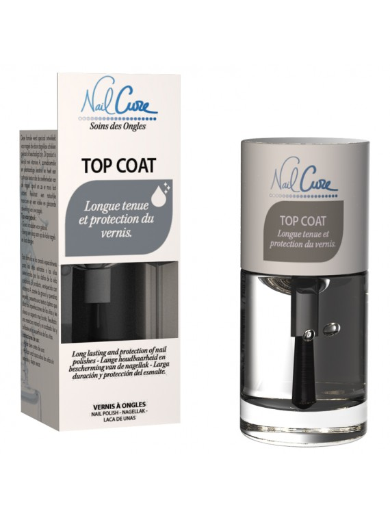 vernis soin top coat