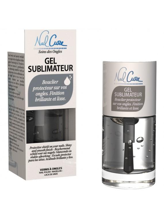 vernis soin gel sublimateur