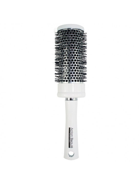 brosse thermale large action beauté