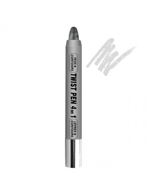 twist pen argent miss europe