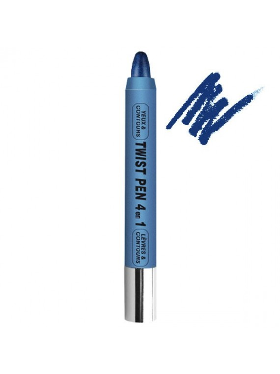 twist pen bleu miss europe